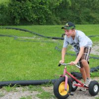 Farmer 500 Tricycle Track